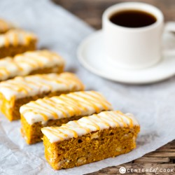 Pumpkin Blondie Fingers