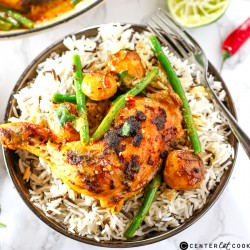 Curry Roast Chicken