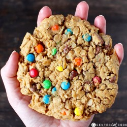 Jumbo Monster Cookies
