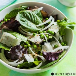 Bacon Swiss Salad
