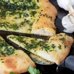 Pizza Garlic Bread
