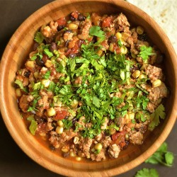 Slow Cooker Southwest Turkey Tacos