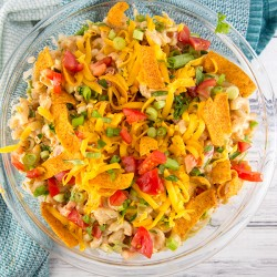 Taco Macaroni Salad
