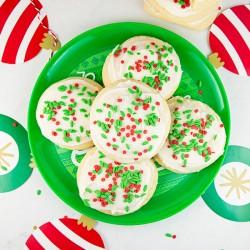 Lofthouse Sugar Cookie Recipe (Christmas)
