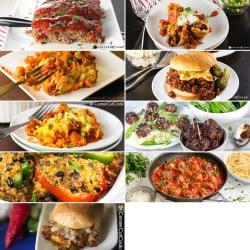 9 Easy Ground Beef Recipes