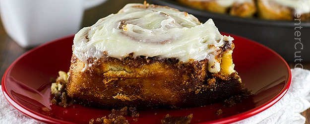 Fast and Easy Cinnamon Rolls
