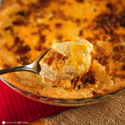 Smokey Bacon Cheddar Dip