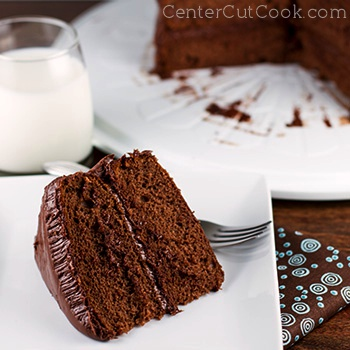 Portillos Chocolate Cake Frosting Recipe