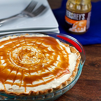Salted caramel pie 2