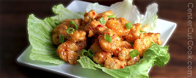 Bang Bang Shrimp {Like Bonefish Grill}