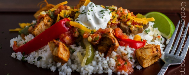 Chipotle lime chicken
