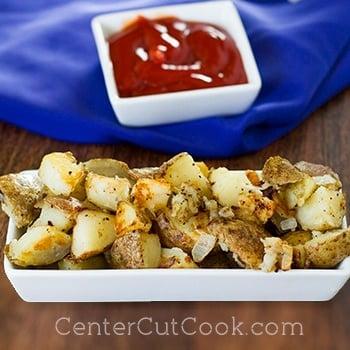 Perfect breakfast potatoes 2