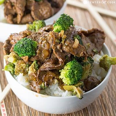 Broccoli beef 2