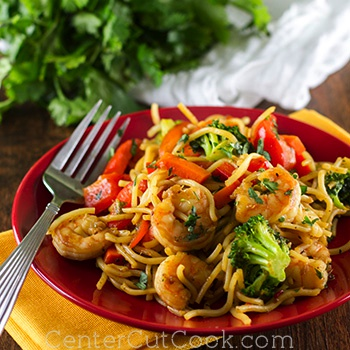 Sweet N' Spicy Shrimp Stir-Fry Recipe