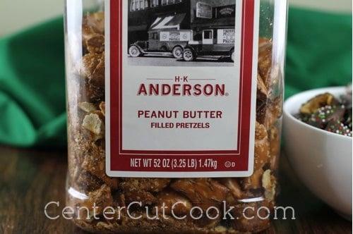 Peanut butter pretzels 3