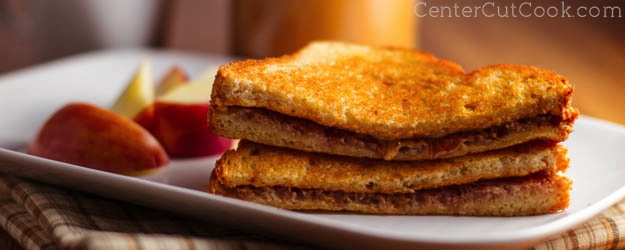 Grilled Peanut Butter And Jelly