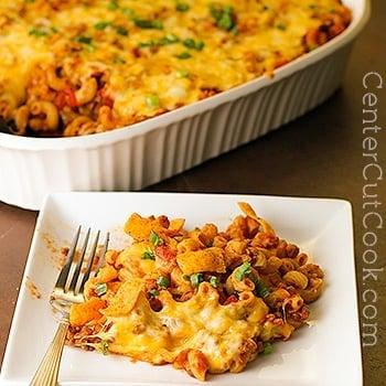 Chili Cheese Casserole 2