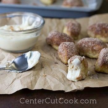 Cinnamon Sugar Pretzel Bites 2