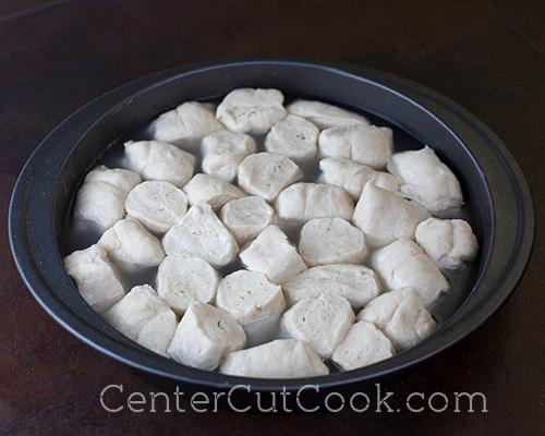 Cinnamon Sugar Pretzel Bites 5