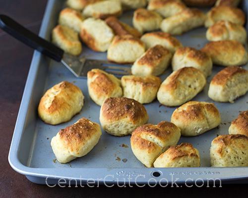 Cinnamon Sugar Pretzel Bites 7