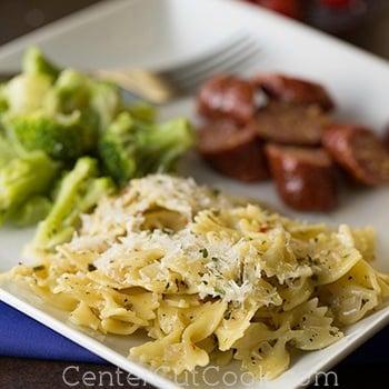Pasta Side Dish 2
