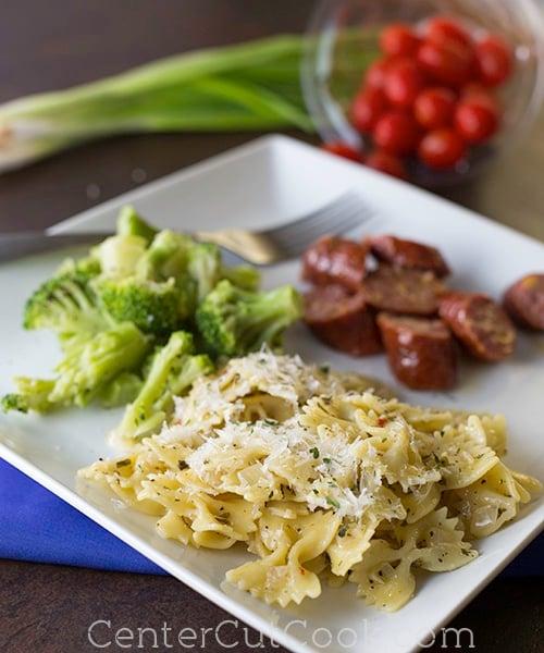 Pasta Side Dish 5