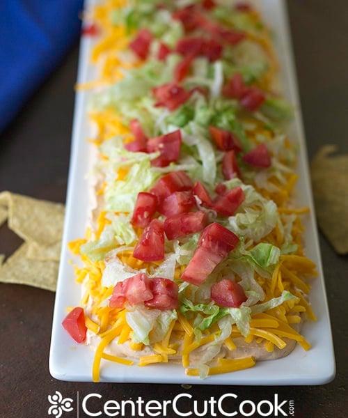 Taco Dip 5
