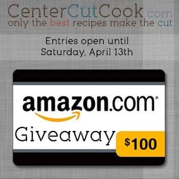 $100 Amazon.com Gift Card Giveaway