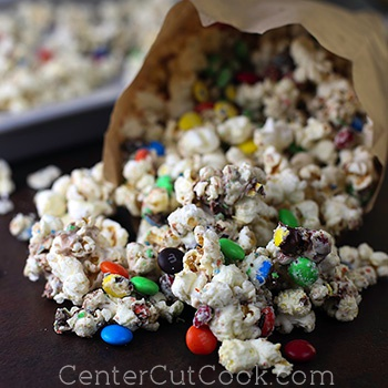 White chocolate popcorn 2