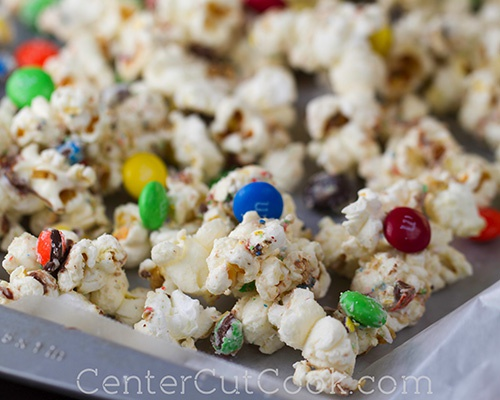 White chocolate popcorn 3