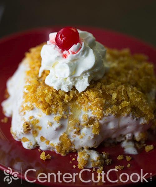 Fried Ice Cream 3
