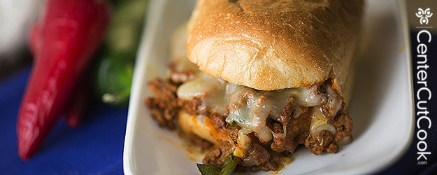 Cheesy Mexican Sloppy Joes