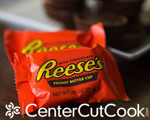 Reese s Peanut Butter Cup Brownies 5