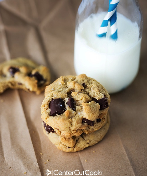 Salted brown butter chocolate chunk 8