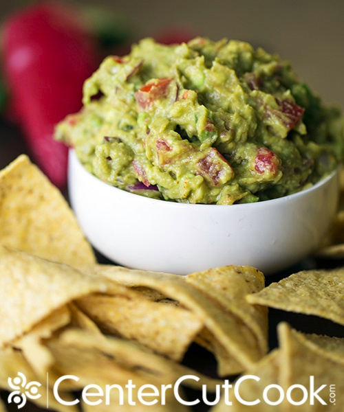 The best guacamole 3
