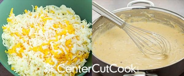 Creamy Four Cheese Rigatoni 3