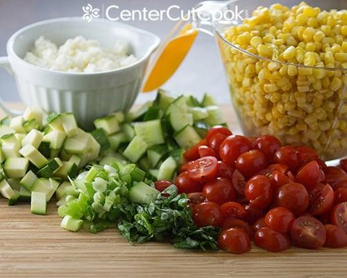 Corn salad 4