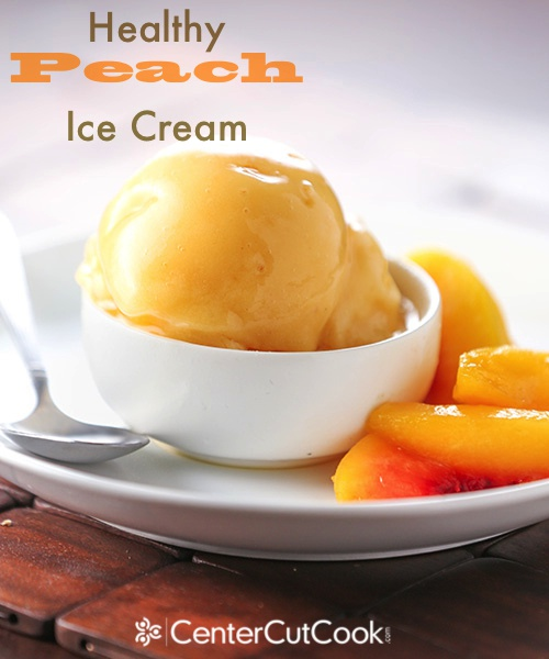 Peach ice cream 3 2