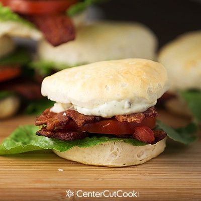 BLT Biscuits 2