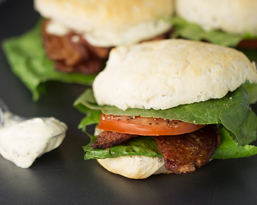 BLT Biscuits 5