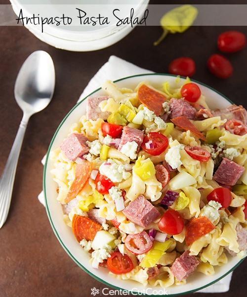 Antipasto pasta salad 3