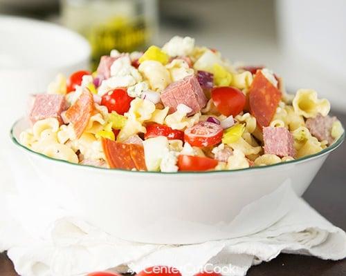Antipasto pasta salad 4