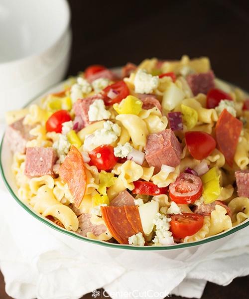 Antipasto pasta salad 5