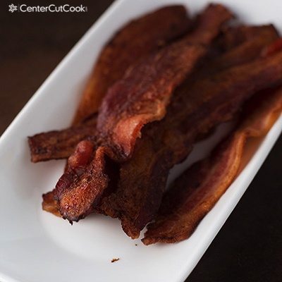 Baked bacon 2