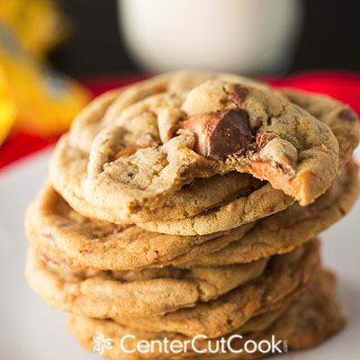 Butterfinger cookies 5
