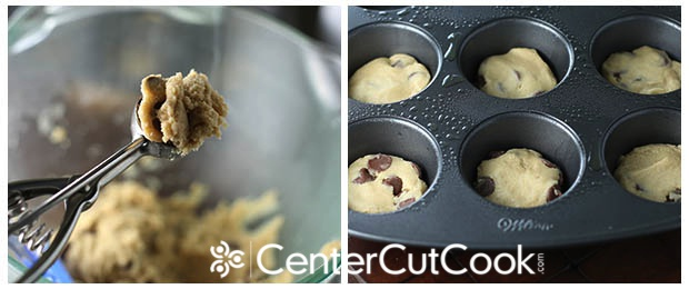 Chocolate chip lava cookies 3