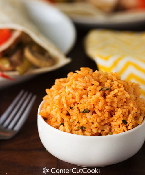 Mexican rice 4