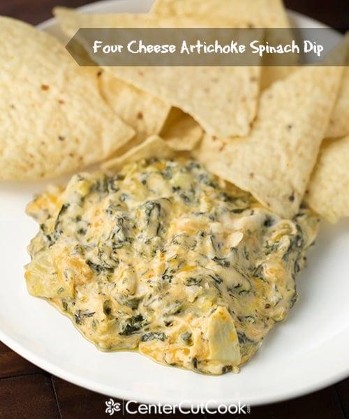 Artichoke spinach dip 7