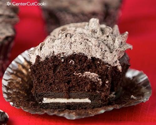 Oreo cupcakes 8