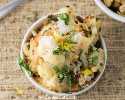 Roasted cauliflower 7